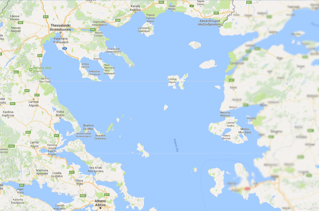 Private cruises to Kavala and Thassos with yacht kavala cruise